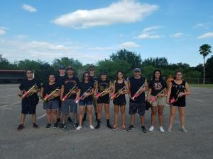 Trumpet Section I