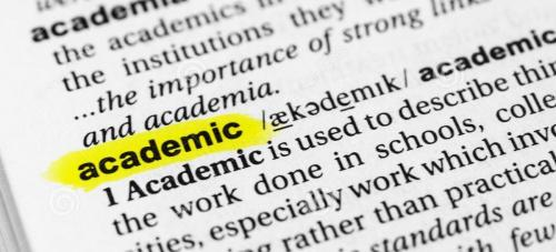 Academic definition