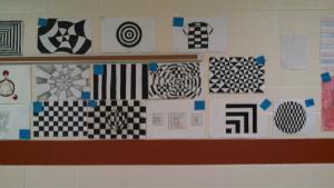Various Optical Art