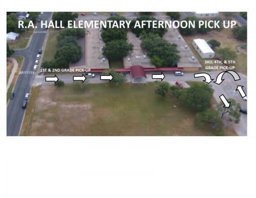 RA Hall Pick Up