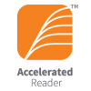Image that corresponds to ACCELERATED READER (AR)
