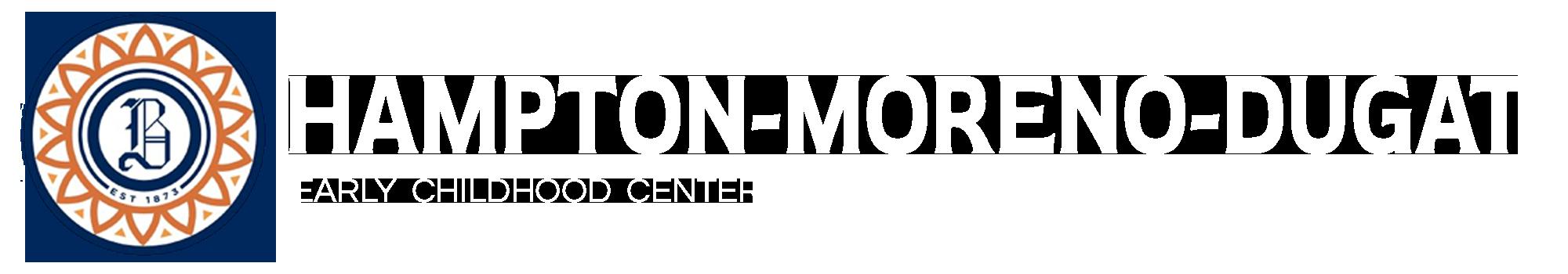 Hampton-Moreno-Dugat Early Childhood Center Logo