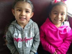 Kendall and Alizaya