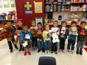Teddy Bear Day!