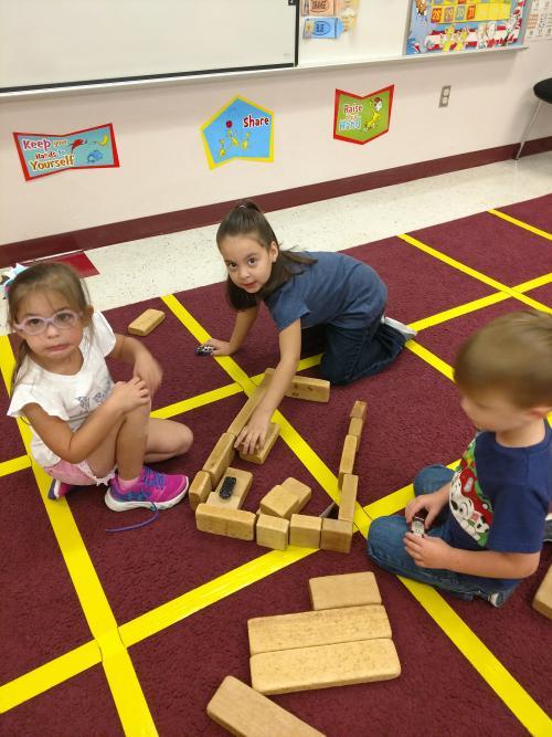 Building our community-- construction center