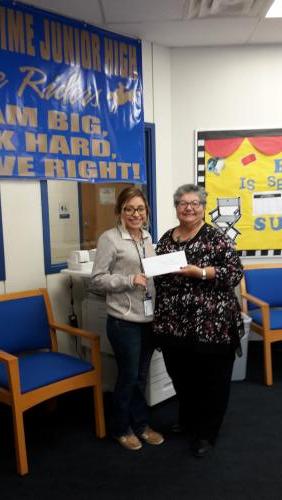 RTA mini grant winner