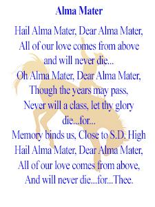 San Diego Alma Mater