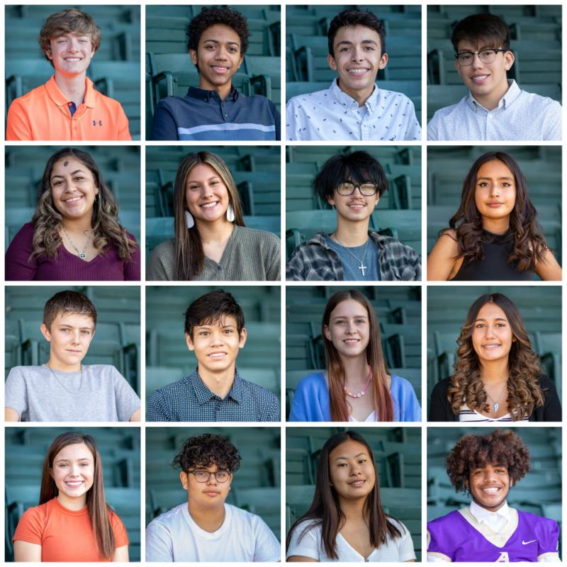 Portraits Ready: Grades 9-12