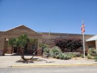 Landscape View facing Alpine Middle School