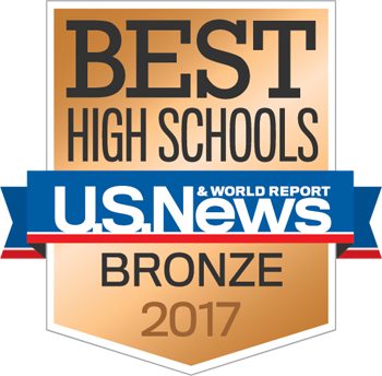 US News and World Report again named Alpine High School as one of Texas's best.