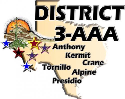 2018 District 3-3A logo