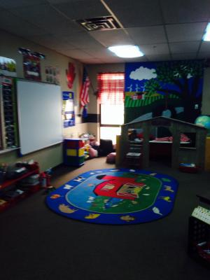 Our classroom!!
