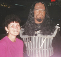 I was once abducted by Klingons