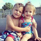 My two youngest grandkids