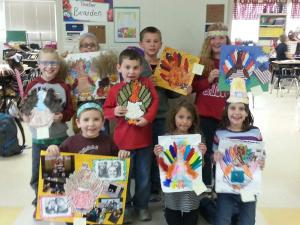 Family Turkey Project Winners