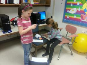 Force and Motion Lab: Tristen and Taryn