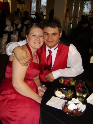 One of my favorite couples- Prom 2010