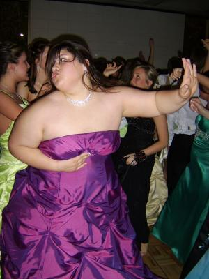 She is still cool-Prom 2008