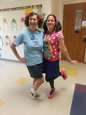 Homecoming Week 2013: Swith-a-Roo Day