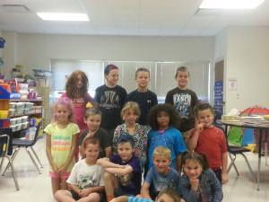 Homecoming Week 2013: Crazy Hair and Sock Day