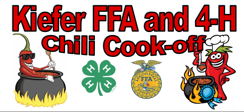 Kiefer Livestock Show and Chili Cook-Off