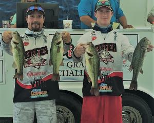 fishing pals 2018 Grand Lake