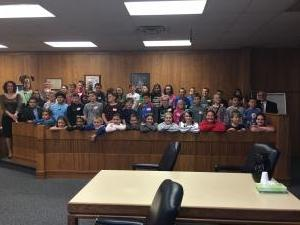Field Trip to Tulsa County Court House