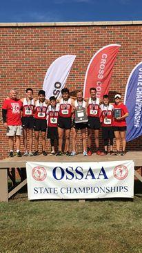 2019 State XC Runner Up