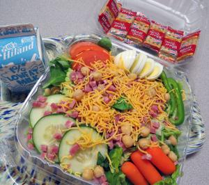 Picture of productChef Salad That Cost 0.00