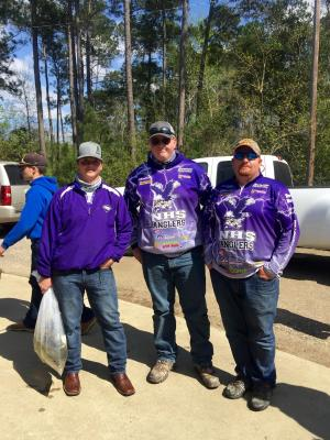 Dylan, Andrew and Hoss  Sam Rayburn