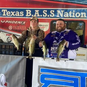 Braydon Kelley Placed 6th. 9.52 lbs