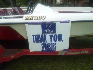 Thank you . Sponsors