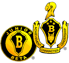 Junior Beta Club Shield