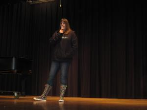 All-District Talent Show