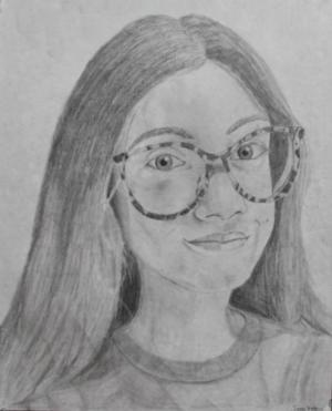 Self Portrait by Jonna K.
