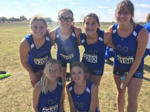 2020 Girls CC State Qualifiers