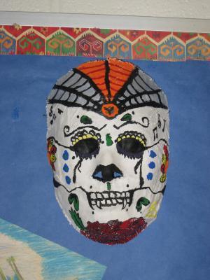 Guaze Plaster Mask