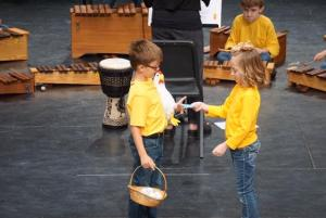 Third Grade Program - Voices of Ghana