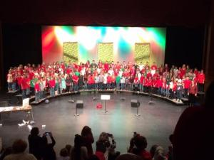 4th Grade Winter Program