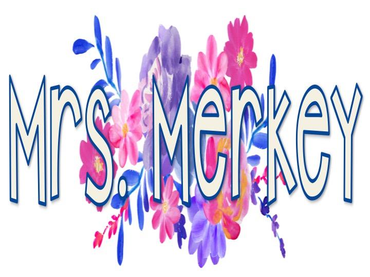 Mrs. Merkey Banner
