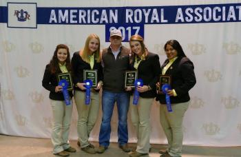 American Royal Championship Team