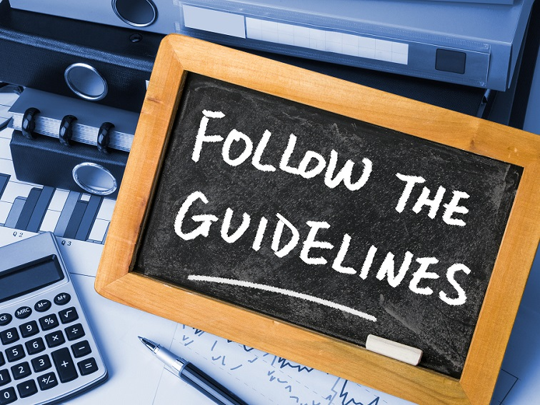 Facilities Guidelines