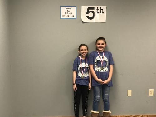 Pictured – NOT IN ANY ORDER:  TECHNOLOGY: 1ST TAYLAR KESTERSON & MYLEE SHARP, ACORN