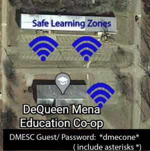 DMESC Safe Learning Zones