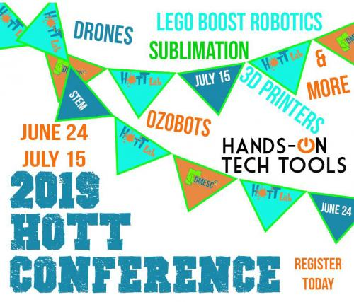 HOTT Conference 2019 Flyer