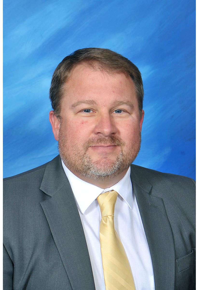 Mr. Jason Sanders, Superintendent