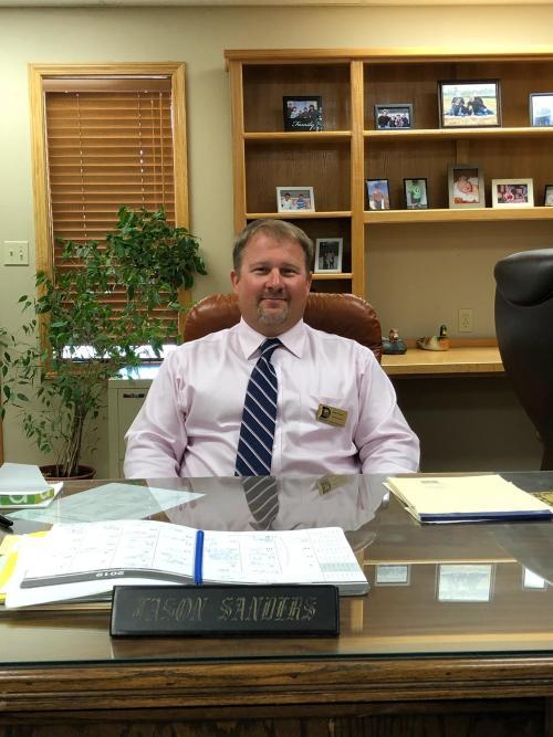 Mr. Jason Sanders