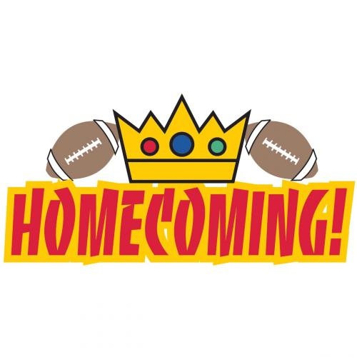 Football crown homecoming