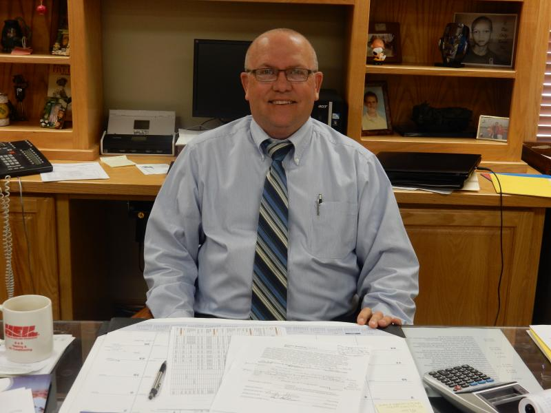 Mr. Paul Shelton, Assistant Superintendent