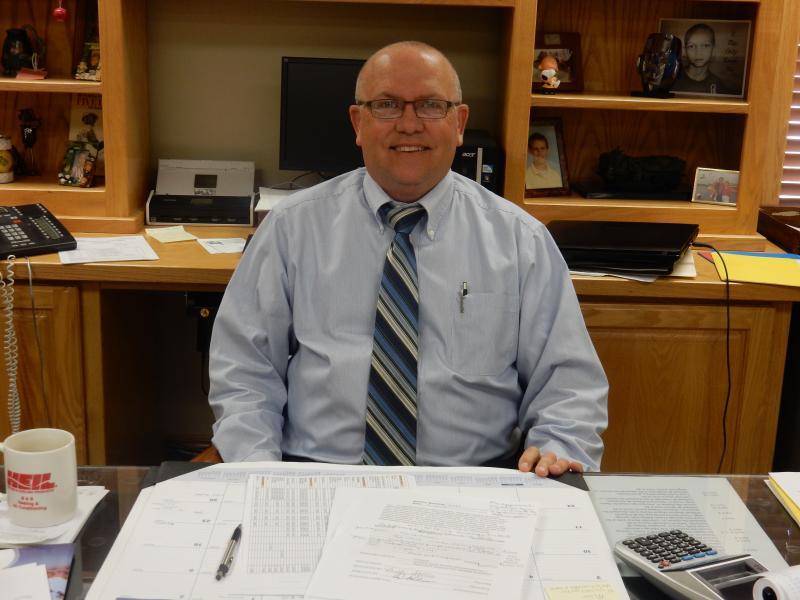 Mr. Paul Shelton, Assistant Superintendent